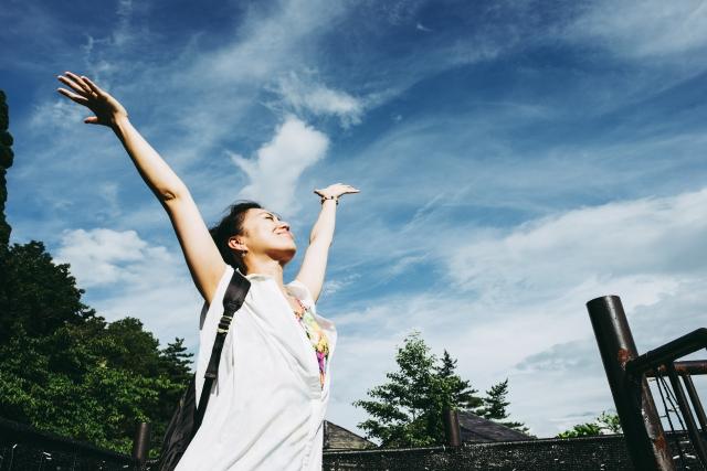 リラックスのための体をゆるめる4つの方法