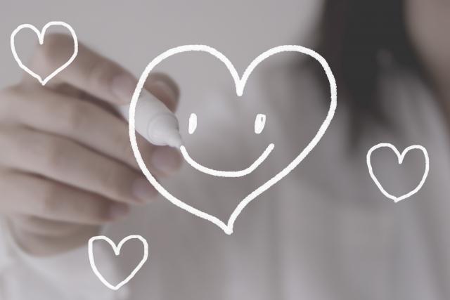 自分自身に愛の手を②